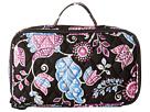 Vera Bradley Luggage Blush Brush Makeup Case