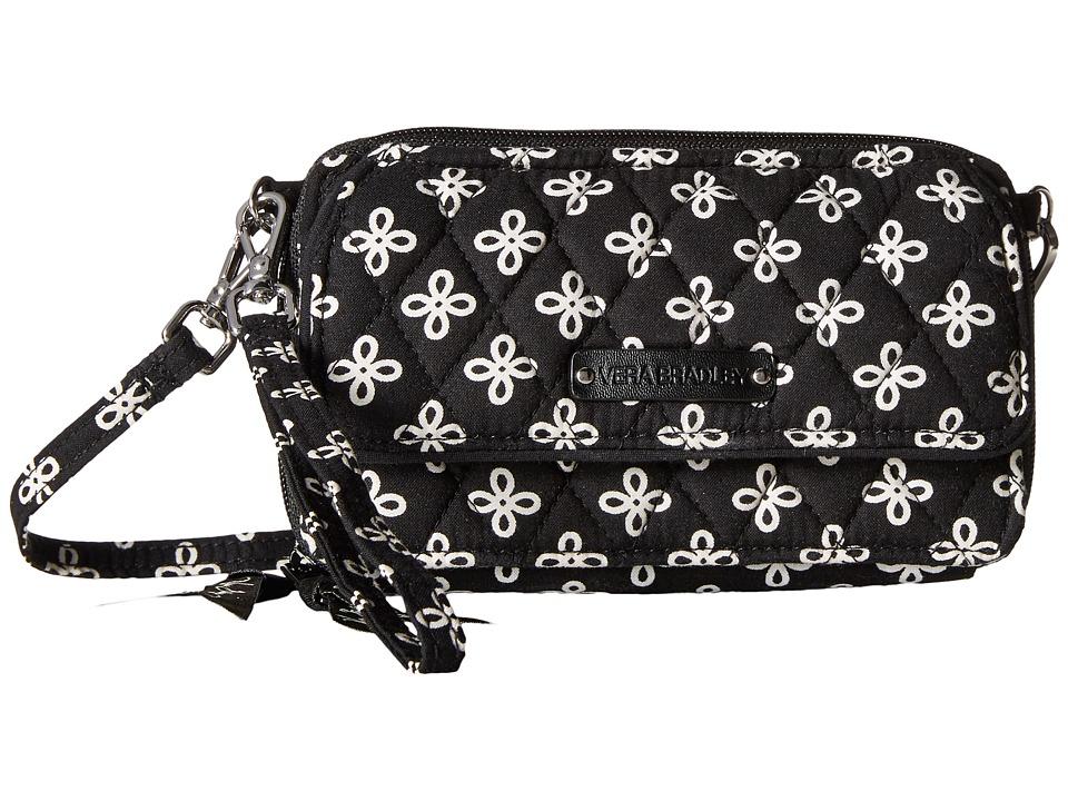 Vera Bradley All in One Crossbody for iPhone 6 Mini Concerto Clutch Handbags
