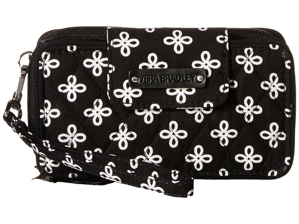Vera Bradley Smartphone Wristlet for iPhone 6 Mini Concerto Clutch Handbags