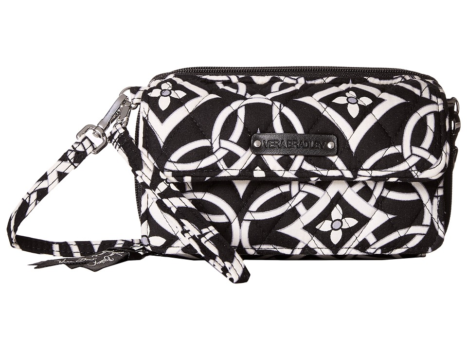 Vera Bradley - All in One Crossbody for iPhone 6+ (Concerto) Clutch Handbags