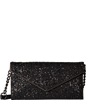 Rebecca Minkoff - Glitter Cleo Wallet on a Chain