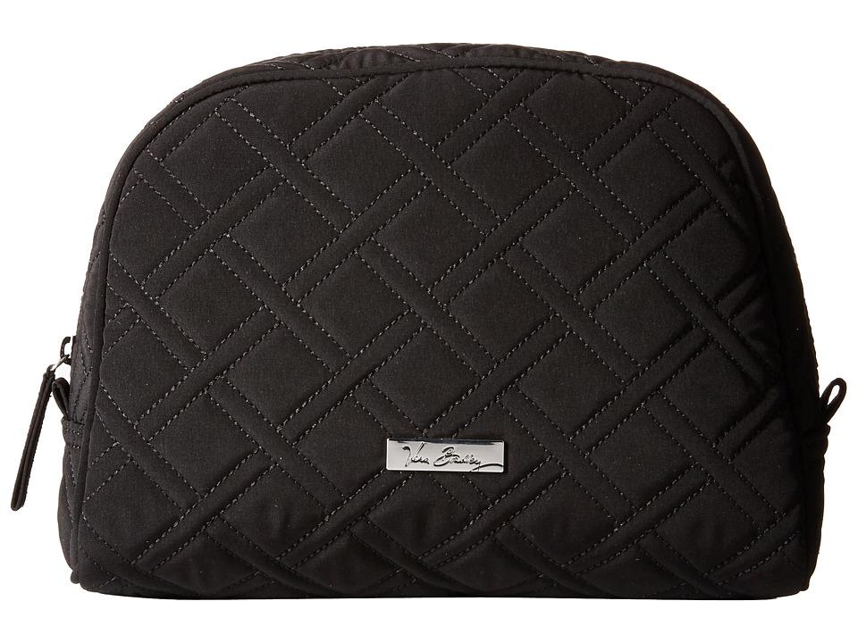 Vera Bradley Luggage - Large Zip Cosmetic (Classic Black) Cosmetic Case