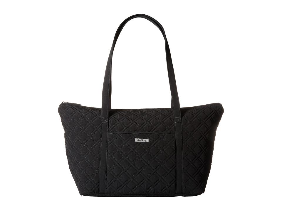Vera Bradley Luggage - Miller Bag (Classic Black) Tote Ha...