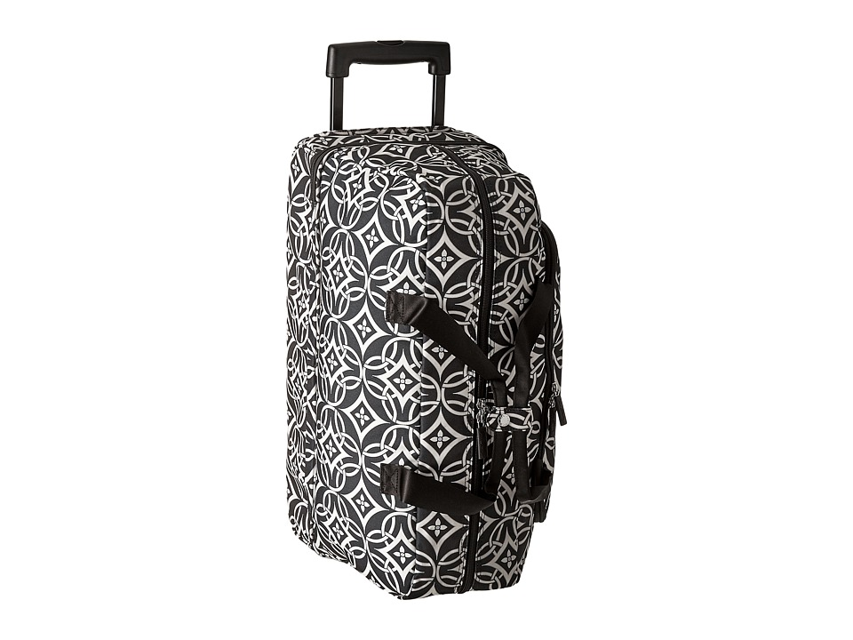 Vera Bradley Luggage - Lighten Up Wheeled Carry-on (Concerto) Carry on Luggage