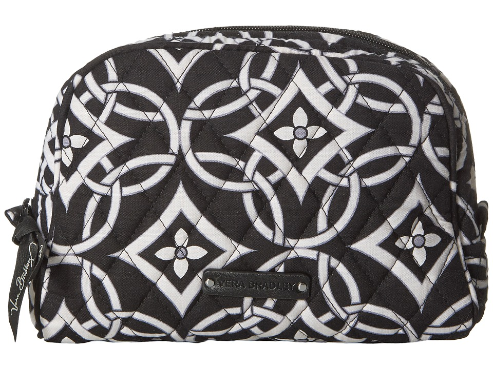 Vera Bradley Luggage Medium Zip Cosmetic Concerto Cosmetic Case
