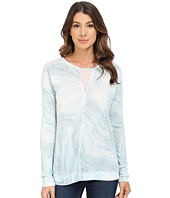 Calvin Klein Jeans - Long Sleeve Printed Voyeur Top