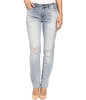 Calvin Klein Jeans - Destroyed Straight-Perfect Jeans in Perfect Pale