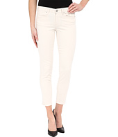 Calvin Klein Jeans - Five-Pocket Cropped Color Driver Jeans in Misty White