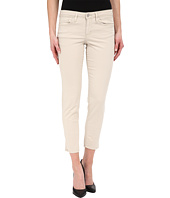 Calvin Klein Jeans - Five-Pocket Cropped Color Driver Jeans in Vanilla Ice