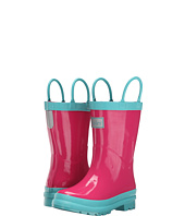 Hatley Kids - Fuchsia & Turquoise Rainboots (Toddler/Little Kid)