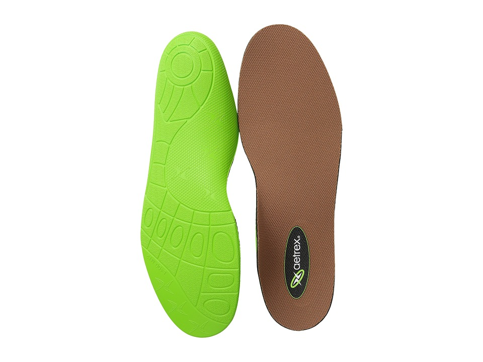 Aetrex Sports Orthotics Cupped/Neutral Multi Mens Insoles Accessories Shoes
