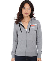 Hurley - Feather Heather Icon Zip Fleece