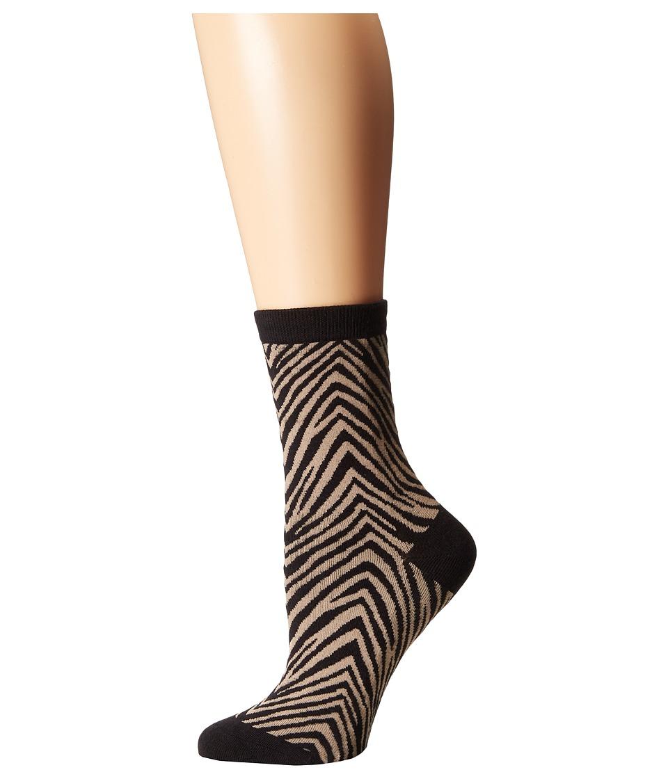 Vera Bradley Foxy Socks Zebra Womens Low Cut Socks Shoes