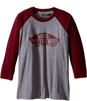 Vans Kids - OTW Raglan (Big Kids)