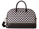 Vera Bradley Luggage Trimmed Travel Bag