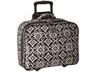Vera Bradley Luggage On a Roll Work Bag