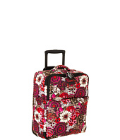 Vera Bradley Luggage - Small Foldable Roller