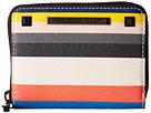 Rebecca Minkoff Mini Ava Zip Wallet (Multi)