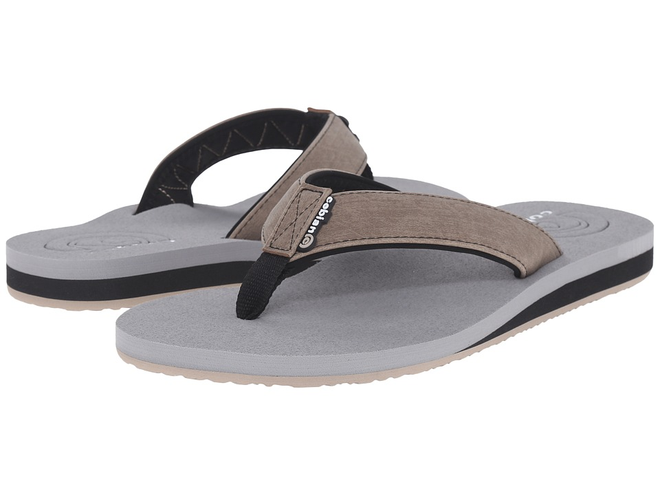 Cobian Floater Cement Mens Sandals
