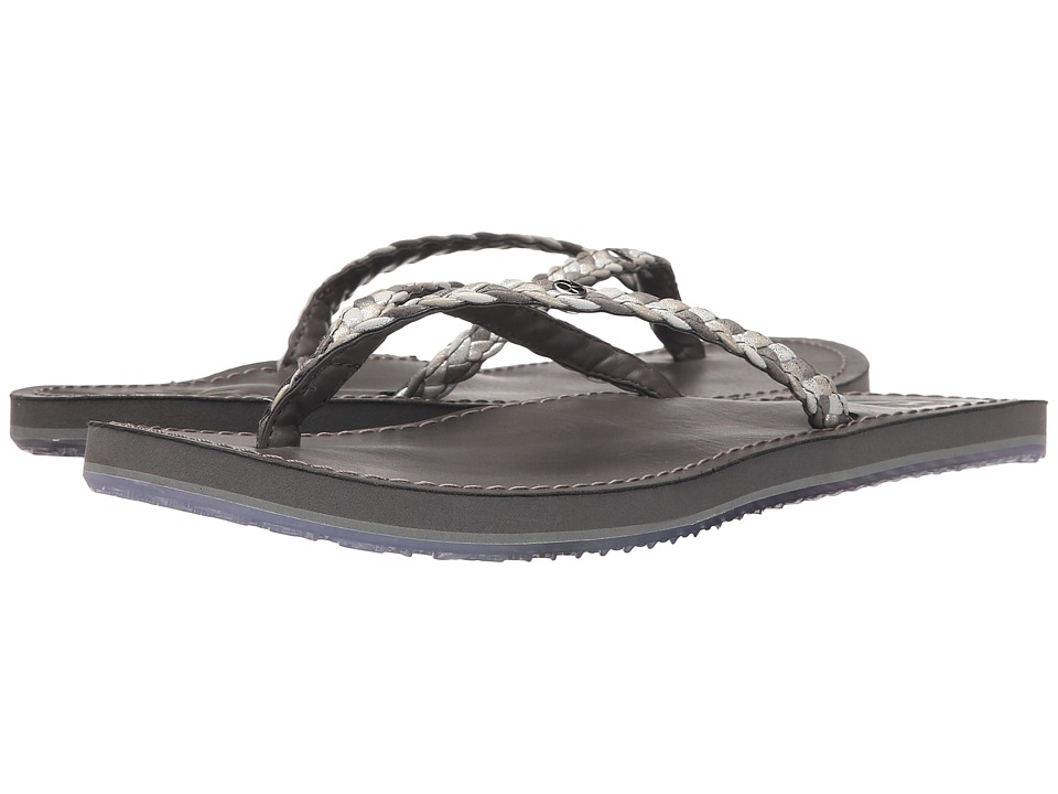 Cobian Bethany Charcoal Womens Sandals