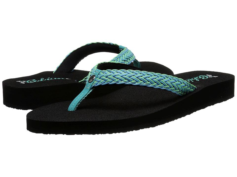 Cobian - Lalati (Aqua) Women's Sandals