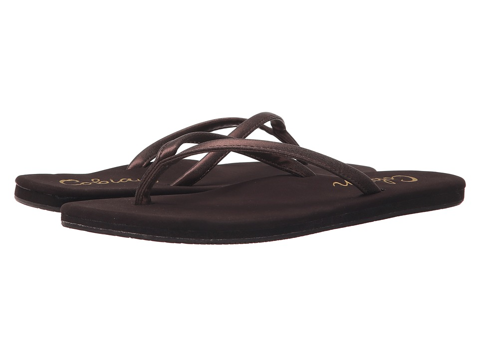 Cobian Nias 16 Chocolate Womens Shoes