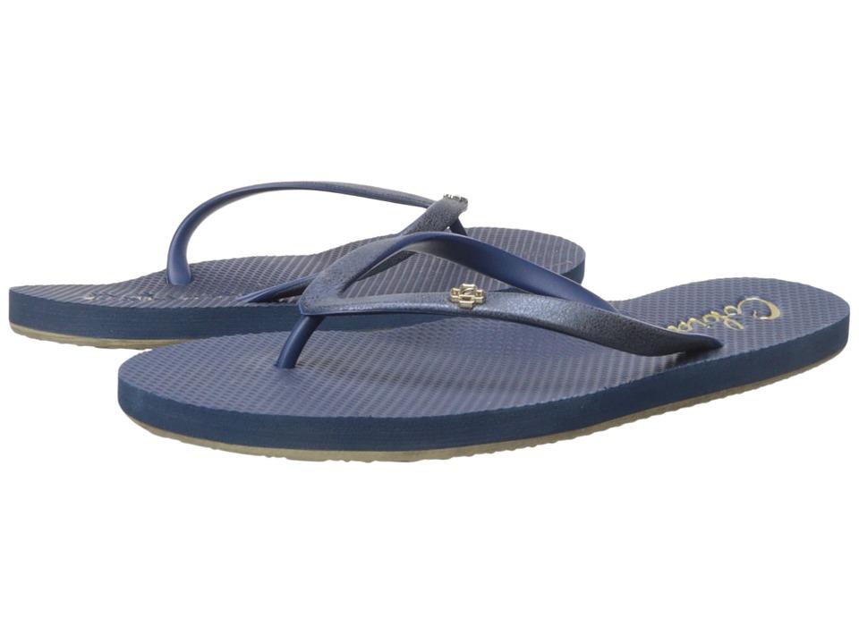 Cobian Isla Navy Womens Shoes