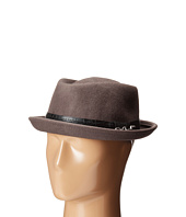 CARLOS by Carlos Santana - Wool Diamond Crown Hat
