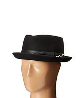 CARLOS by Carlos Santana - Wool Diamond Crown Hat