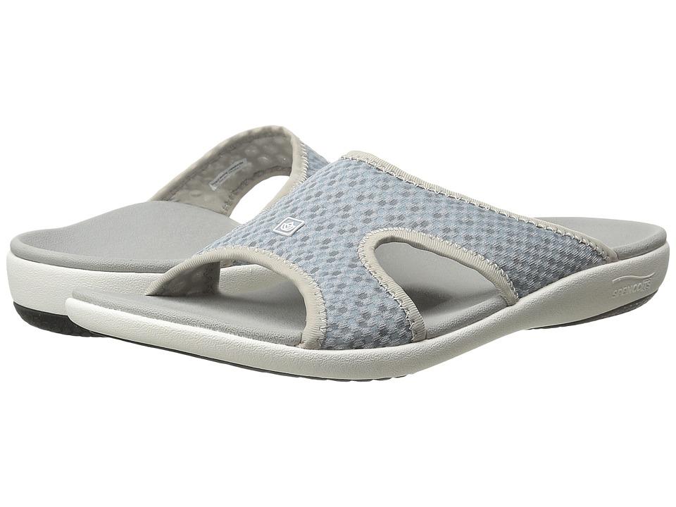 Spenco Kholo Breeze Blue/Penguin Womens Shoes