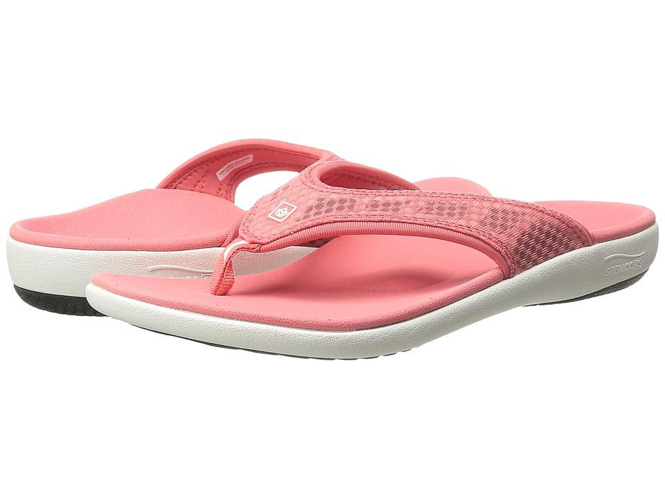 Spenco Yumi Breeze Watermelon Womens Shoes