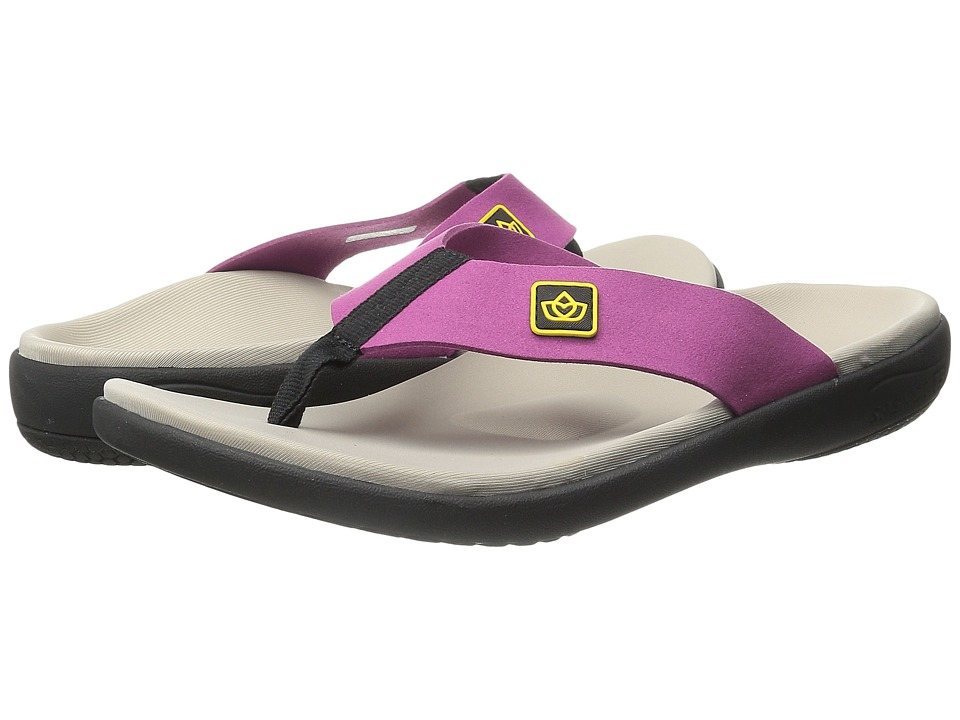 Spenco - Pure Toe Post (Violet) Women