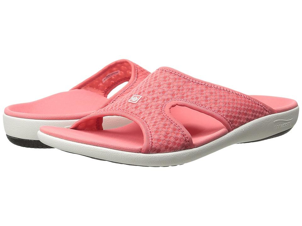 Spenco Kholo Breeze Watermelon Womens Shoes