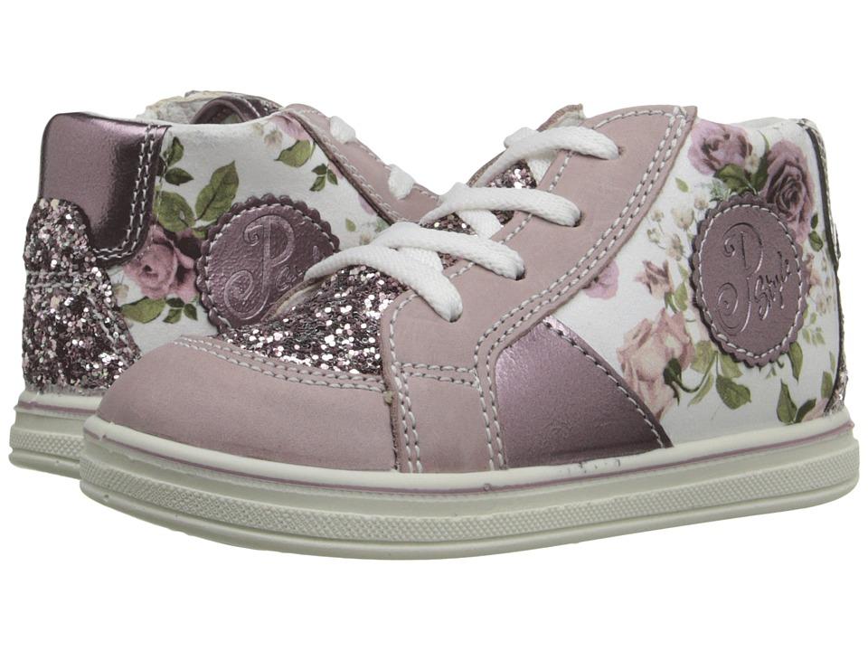Primigi Kids Alger Infant/Toddler Beige/Pink Girls Shoes