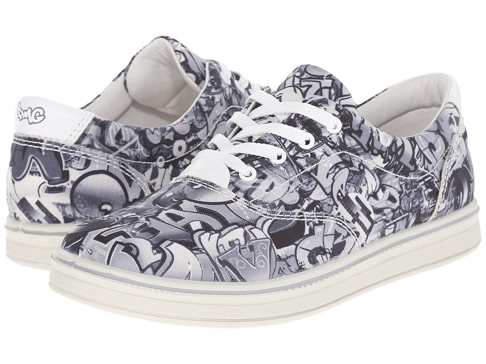 Primigi Kids Alienor Grigio Little Kid Grey Multi Girls Shoes