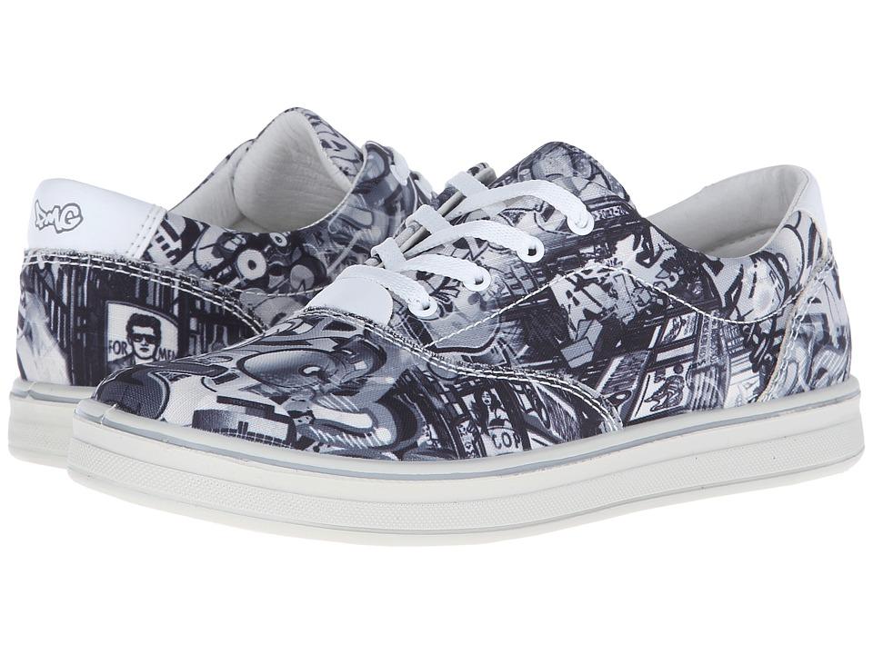 Primigi Kids Alienor Grigio Big Kid Grey Multi Girls Shoes