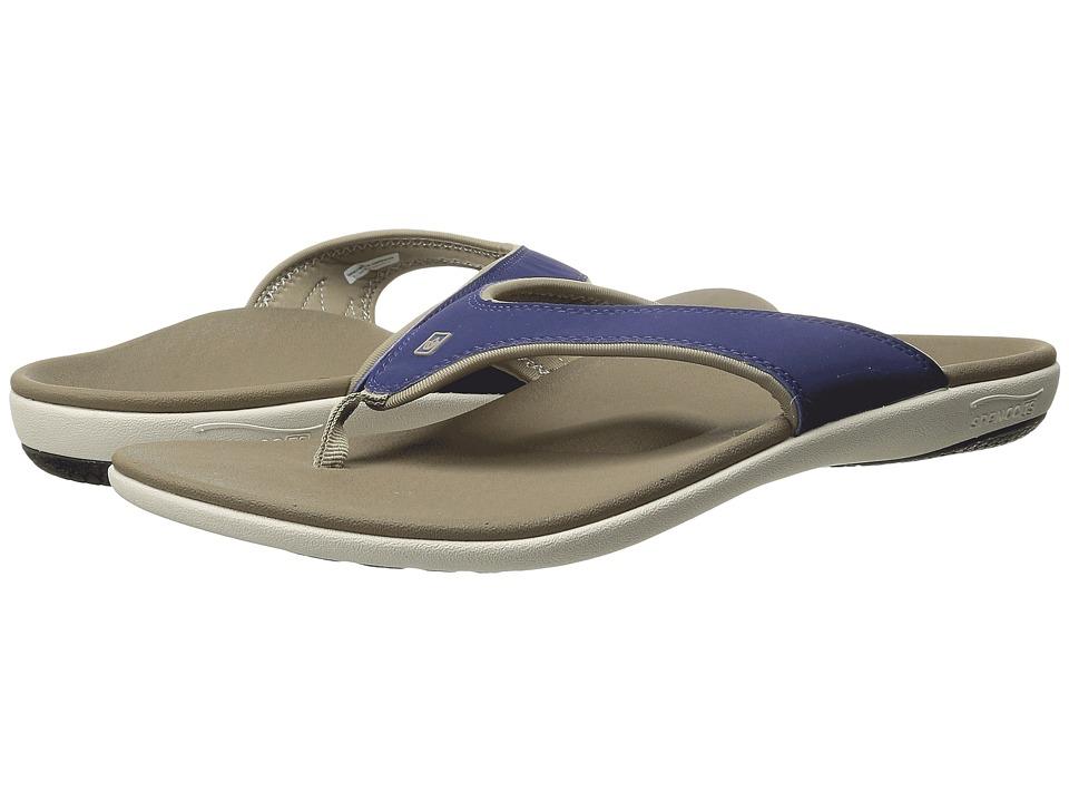 Spenco Yumi Medieval Blue Mens Sandals