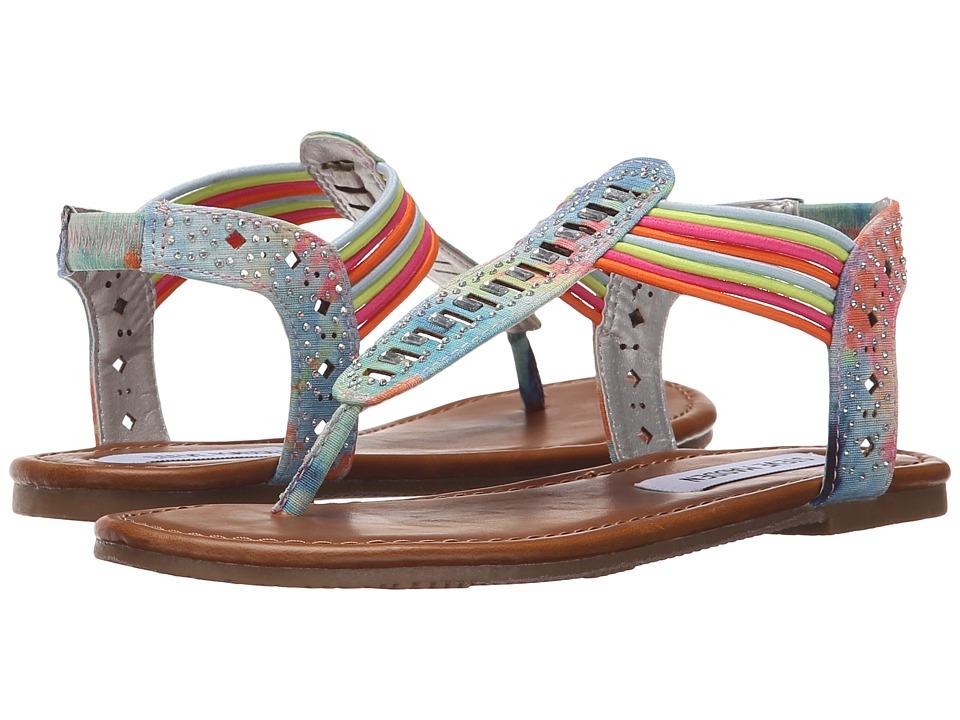 Steve Madden Kids Jcontess Little Kid/Big Kid Multi Girls Shoes