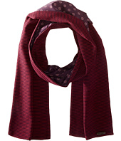 Ted Baker - Mondee Woven and Knitted Scarf