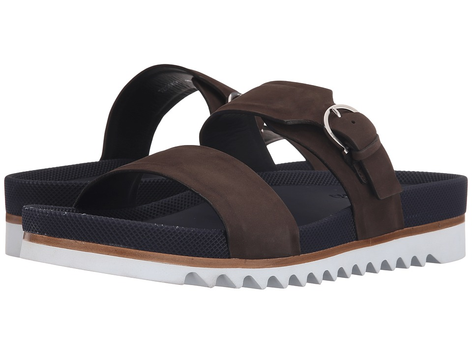 Salvatore Ferragamo Lock Sandal (T. Moro 2) Men