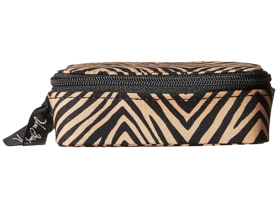 Vera Bradley - Travel Pill Case (Zebra) Travel Pouch