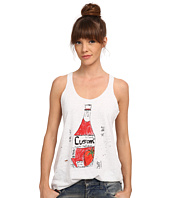 Custom Ketchup - Tank Top Ketchup Distressed