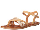 TOMS - Lexie Sandal (Sandstorm Leather/Metallic)