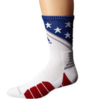 adidas - Traxion Impact Stars & Stripes Crew Sock
