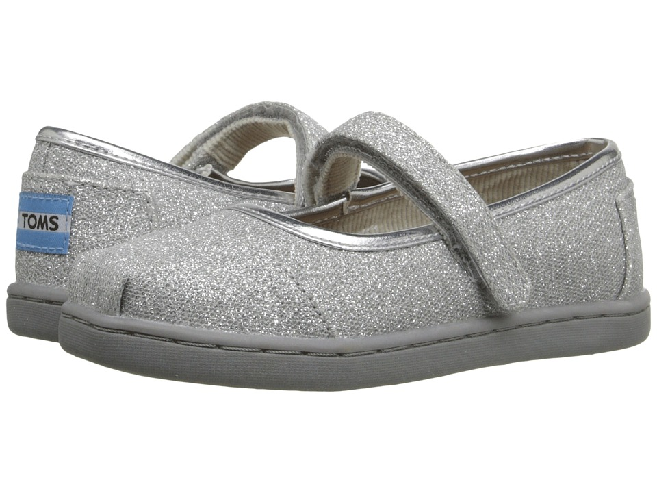 TOMS Kids - Mary Jane Flat