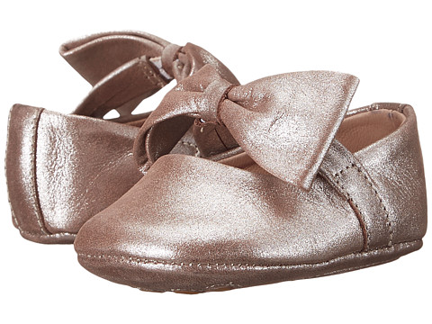 Elephantito Baby Ballerina w/ Bow (Infant/Toddler) - Blush