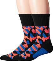 adidas Energy Camo Crew 2-Pack Socks