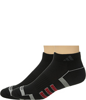 adidas - Climalite® II 2-Pack Low-Cut Socks