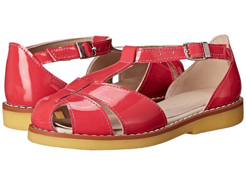 Elephantito Eli Sandal Toddler/Little Kid/Big Kid PTN Orchid Girls Shoes