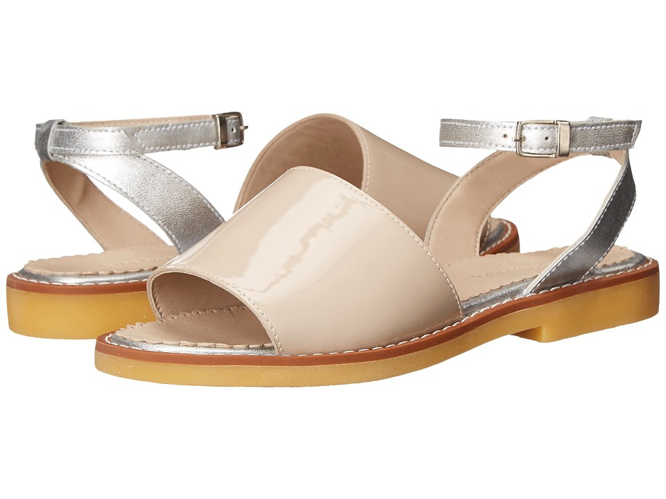 Elephantito - Olivia Sandal (Toddler/Little Kid/Big Kid) (Perforated L. PTN Blush) Girls Shoes